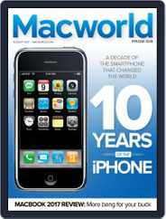 Macworld (Digital) Subscription August 1st, 2017 Issue