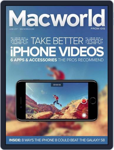 Macworld (Digital) June 1st, 2017 Issue Cover