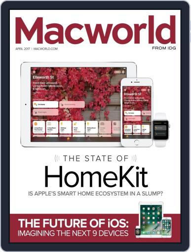 Macworld (Digital) March 21st, 2017 Issue Cover