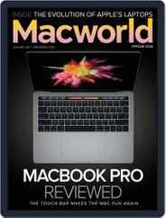 Macworld (Digital) Subscription January 1st, 2017 Issue