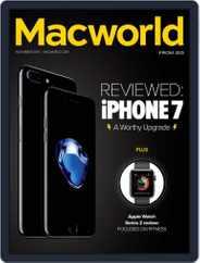 Macworld (Digital) Subscription November 1st, 2016 Issue