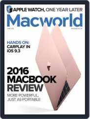 Macworld (Digital) Subscription May 17th, 2016 Issue