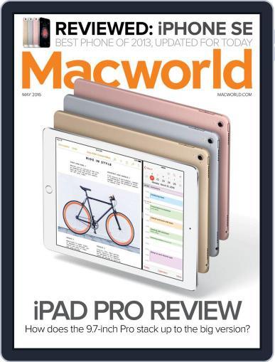 Macworld (Digital) April 19th, 2016 Issue Cover