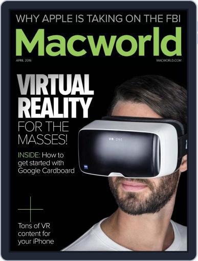 Macworld (Digital) March 15th, 2016 Issue Cover