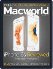 Macworld (Digital) Subscription November 1st, 2015 Issue