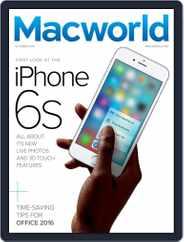 Macworld (Digital) Subscription October 1st, 2015 Issue