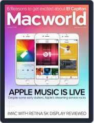 Macworld (Digital) Subscription August 1st, 2015 Issue