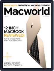 Macworld (Digital) Subscription June 1st, 2015 Issue