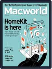 Macworld (Digital) Subscription March 1st, 2015 Issue