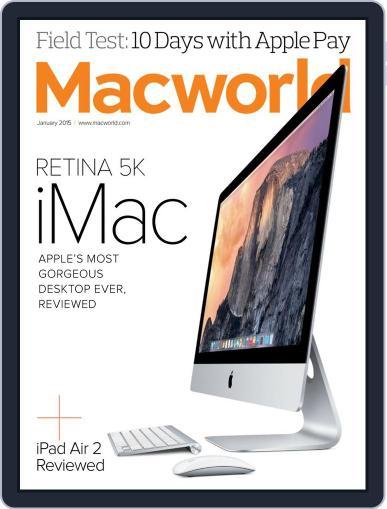 Macworld (Digital) January 1st, 2015 Issue Cover