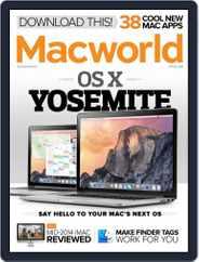 Macworld (Digital) Subscription October 1st, 2014 Issue
