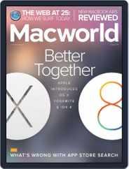 Macworld (Digital) Subscription August 1st, 2014 Issue