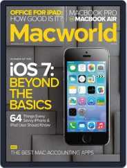 Macworld (Digital) Subscription July 1st, 2014 Issue
