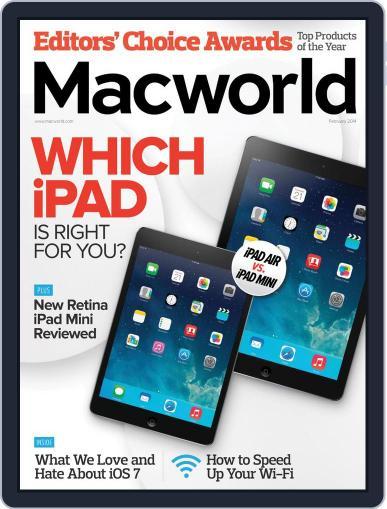 Macworld (Digital) February 1st, 2014 Issue Cover