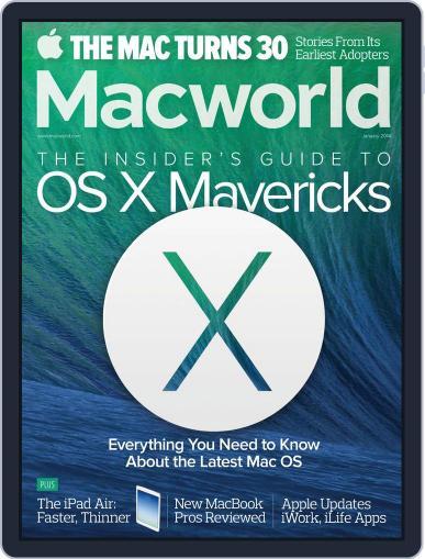 Macworld (Digital) January 1st, 2014 Issue Cover