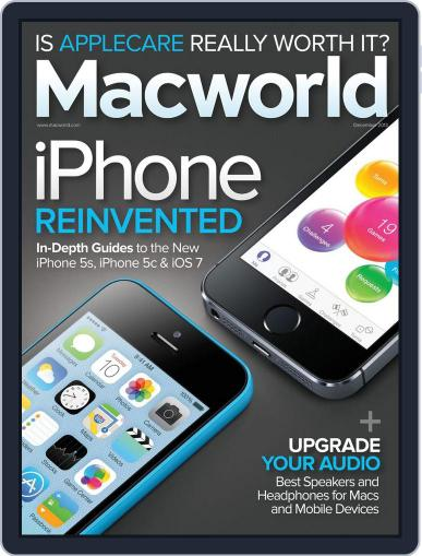 Macworld December 1st, 2013 Digital Back Issue Cover