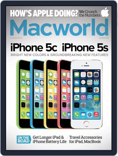 Macworld (Digital) November 1st, 2013 Issue Cover