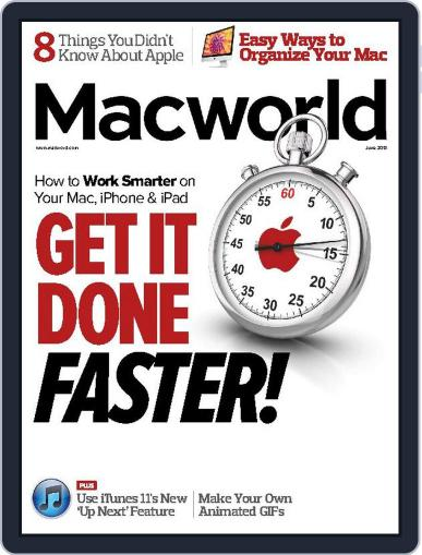 Macworld (Digital) May 21st, 2013 Issue Cover