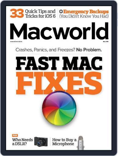 Macworld (Digital) April 16th, 2013 Issue Cover