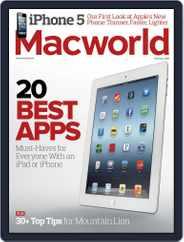 Macworld (Digital) Subscription October 16th, 2012 Issue