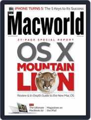 Macworld (Digital) Subscription September 18th, 2012 Issue