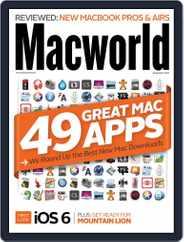 Macworld (Digital) Subscription September 1st, 2012 Issue