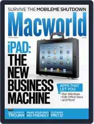 Macworld (Digital) Subscription July 1st, 2012 Issue