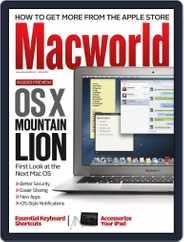 Macworld (Digital) Subscription June 1st, 2012 Issue