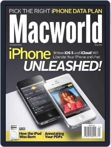 Macworld (Digital) December 20th, 2011 Issue Cover
