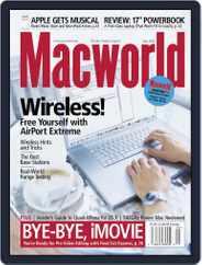 Macworld (Digital) Subscription May 8th, 2003 Issue