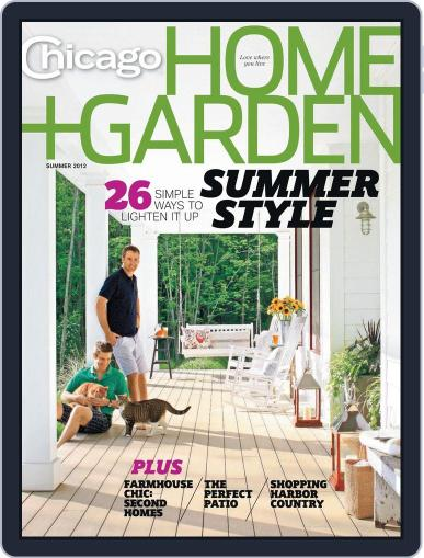 Chicago Home + Garden (Digital) April 14th, 2012 Issue Cover