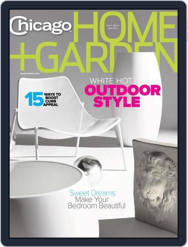 Chicago Home + Garden (Digital) February 23rd, 2010 Issue Cover