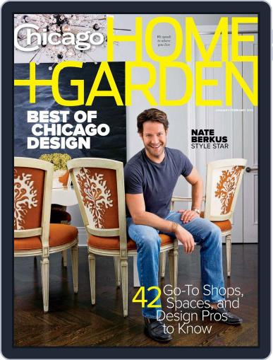 Chicago Home + Garden (Digital) December 24th, 2009 Issue Cover