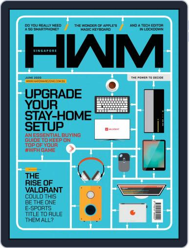 HWM Singapore June 1st, 2020 Digital Back Issue Cover