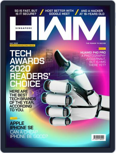 HWM Singapore May 1st, 2020 Digital Back Issue Cover