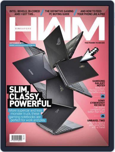 HWM Singapore (Digital) September 1st, 2018 Issue Cover