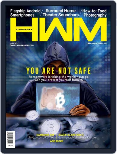 HWM Singapore (Digital) July 1st, 2017 Issue Cover