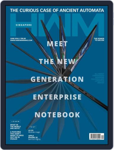 HWM Singapore (Digital) June 1st, 2016 Issue Cover