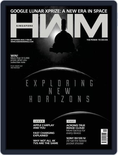 HWM Singapore (Digital) September 1st, 2015 Issue Cover