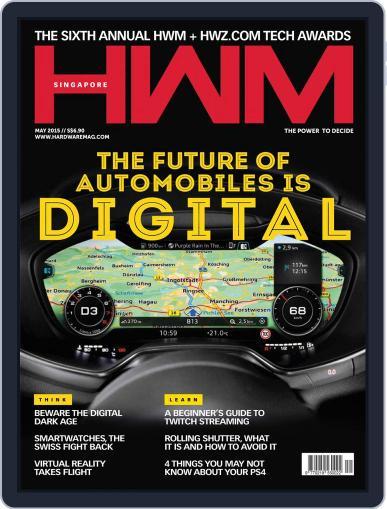 HWM Singapore (Digital) April 29th, 2015 Issue Cover