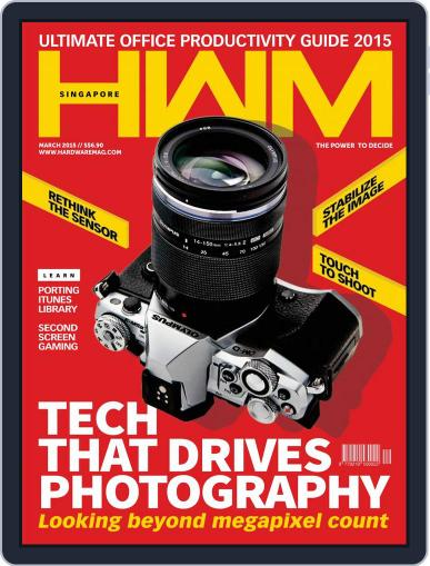HWM Singapore (Digital) March 3rd, 2015 Issue Cover