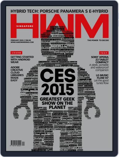 HWM Singapore February 3rd, 2015 Digital Back Issue Cover