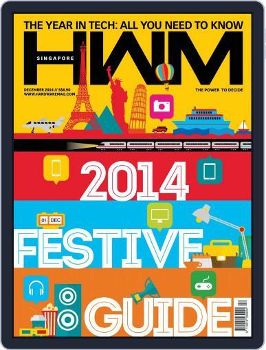 HWM Singapore (Digital) December 4th, 2014 Issue Cover
