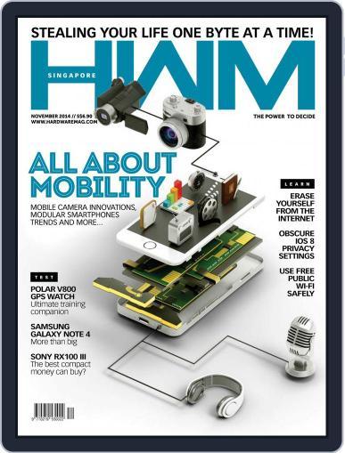 HWM Singapore (Digital) November 5th, 2014 Issue Cover