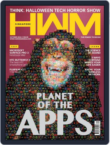 HWM Singapore (Digital) October 7th, 2014 Issue Cover