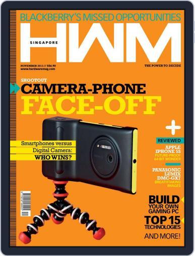HWM Singapore (Digital) November 6th, 2013 Issue Cover