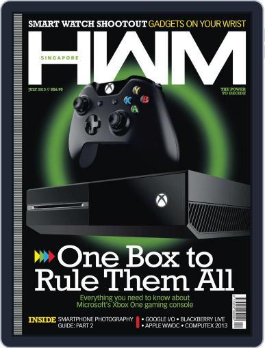 HWM Singapore (Digital) July 4th, 2013 Issue Cover