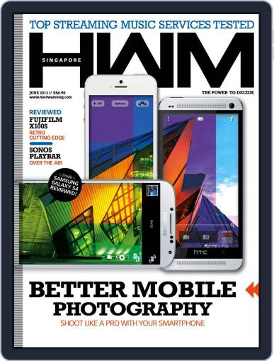 HWM Singapore (Digital) June 5th, 2013 Issue Cover