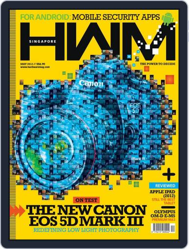 HWM Singapore (Digital) May 3rd, 2012 Issue Cover