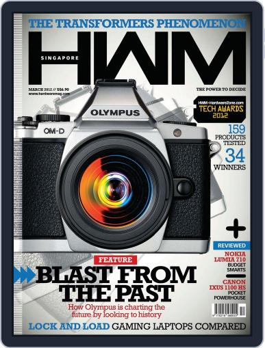 HWM Singapore (Digital) March 12th, 2012 Issue Cover